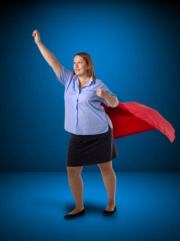 Lisa-Supergirl