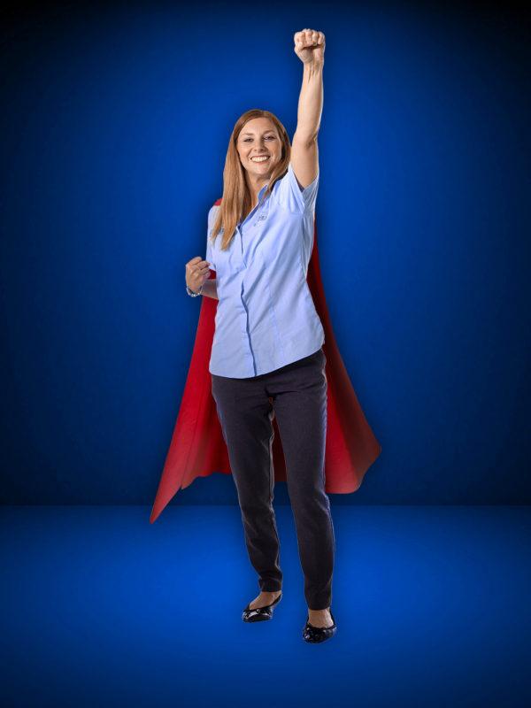Natalie-Supergirl